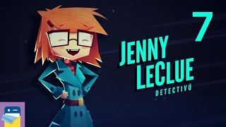 Jenny LeClue - Detectivu: Apple Arcade iPad Gameplay Walkthrough Part 7 (by Mografi)