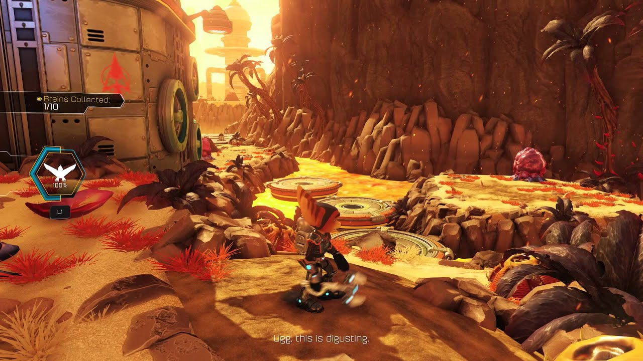 Ratchet and clank ps4 release date
