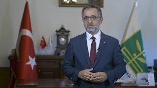 Prof. Dr. Hayati Develi, Edebiyat Fakültesi'ni Anlatıyor...