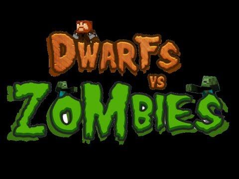 Minecraft Dwarfs vs Zombies / Дварфы Против Зомби / Защита Замка / Playmindcrack