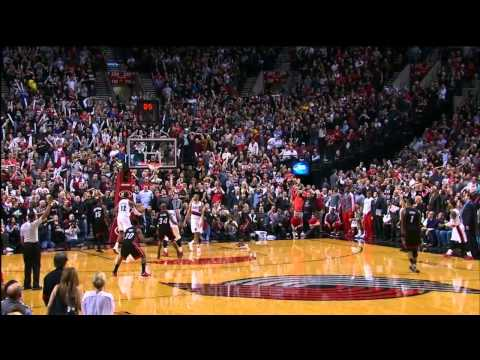 2013-2014 NBA Game Winners and Buzzer Beaters (Regular Season)