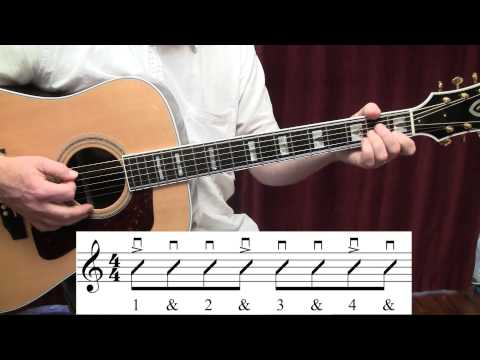 Lean by The National-Guitar Lesson-Hunger Games Soundtrack