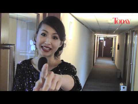 Singapore Radio Awards 2011 - 987FM DJ Rosalyn Lee