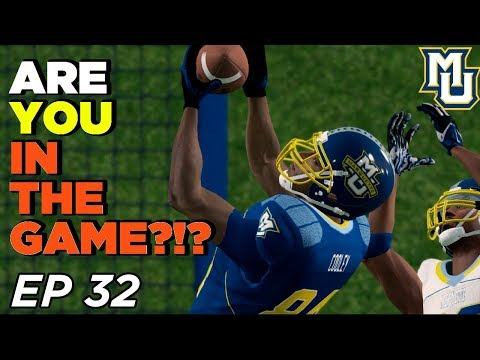 NCAA Football 14 Dynasty | Marquette - SEASON 3 PREVIEW! CAN ANYBODY GUARD HIM?? - Ep 32