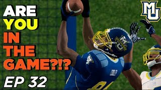 NCAA Football 14 Dynasty | Marquette - SEASON 3 PREVIEW! CAN ANYBODY GUARD HIM?? - Ep 32