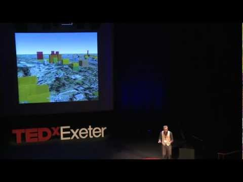 Making Greenhouse Gases Visible: Antony Turner at TEDxExeter