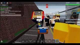 ROBLOX: APPLE RAIL HST FAREWELL LAST MOMENT! *FIRST VIDEO*
