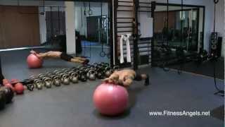Core&swiss ball