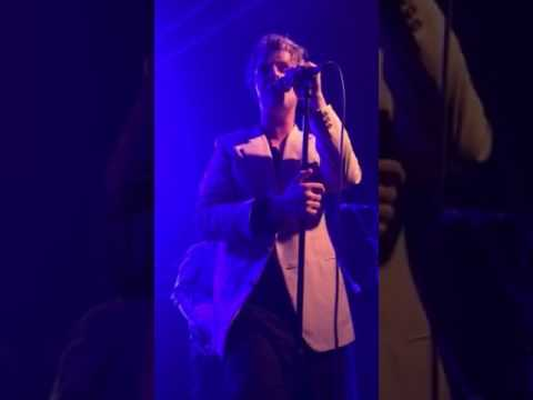 Up Close and Personal With Tom Odell - Concrete - Minneapolis, Oct 14, 2016