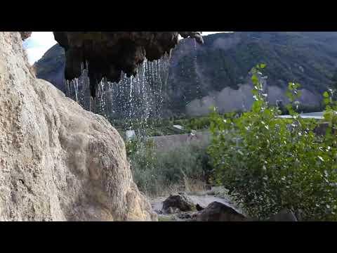 La fontaine petrifiante remollon