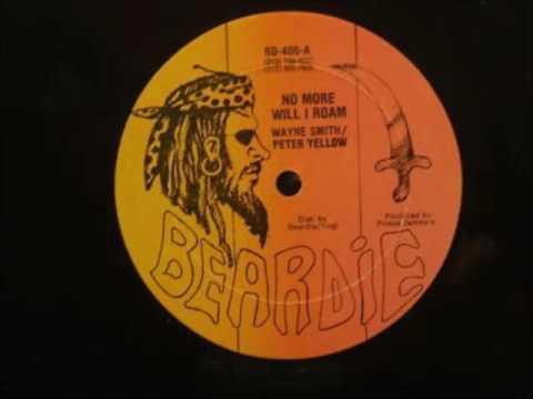 "Wayne Smith & Peter Yellow - No More Will I Roam - 12"" Beardie - KILLER CLASSIC ROOTS 80'S DANCEHALL"