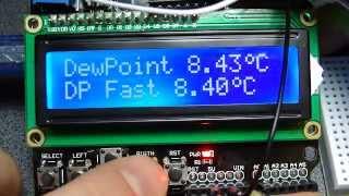 Arduino. LCD 1602 дисплей с клавиатурой