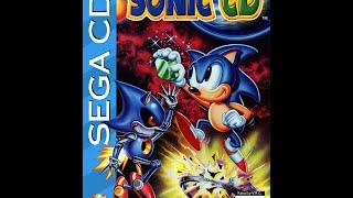 Sonic CD Прохождение (Sega CD)