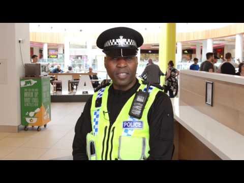 PC Stan Julien - Leeds Beat Officer