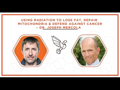 Using Radiation To Lose Fat, Repair Mitochondria & Defend Ag