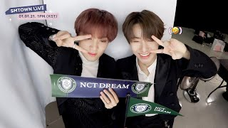 🎟 Let's make a SMTOWN LIVE TICKET with #NCTDREAM | 🎫 #엔시티드림 과 티꾸