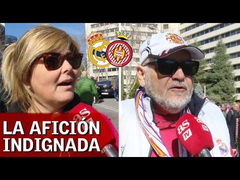 La afici�n, indignada con la segunda parte del Real Madrid | Diario AS