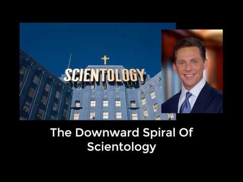 The Downward Spiral Of Scientology