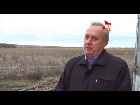 Юрий Гармаш, многодетный отец из Тольятти, собирается строить дом под поселком Мусорка