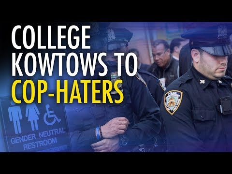 John Cardillo: Brooklyn College won't let police use campus restrooms