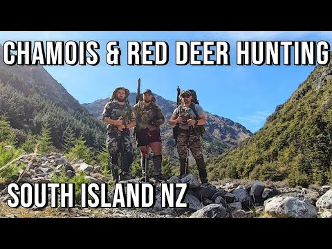 South Island NZ Hunting Mission October 2019