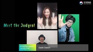 [Internetowy Konkurs Taneczny K-Pop] Członkowie jury pozdrawiają z Korei!