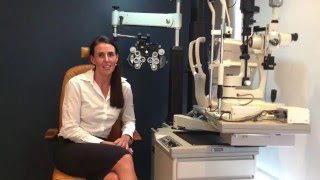 Meet Rianda, our treatment centre Optometrist