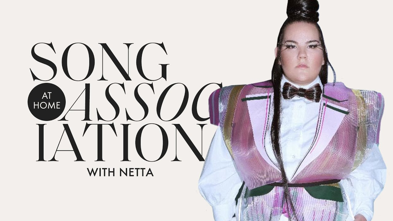 Netta Sings Lady Gaga, Daft Punk, and