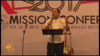 Rev. Dam Suan Mung on 2017 Mission Conference (March 01, 2017)