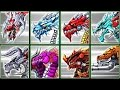 Toy Robot War Gameplay: Dinosaurs Fight Games - Frame Dragon & Dragons | SMG