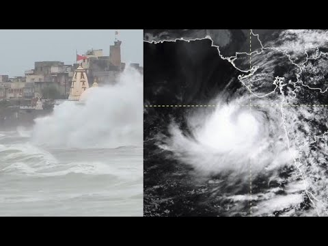 Cyclone Vayu | Over 1 lakh evacuated ahead of cyclone's landfall in Gujarat