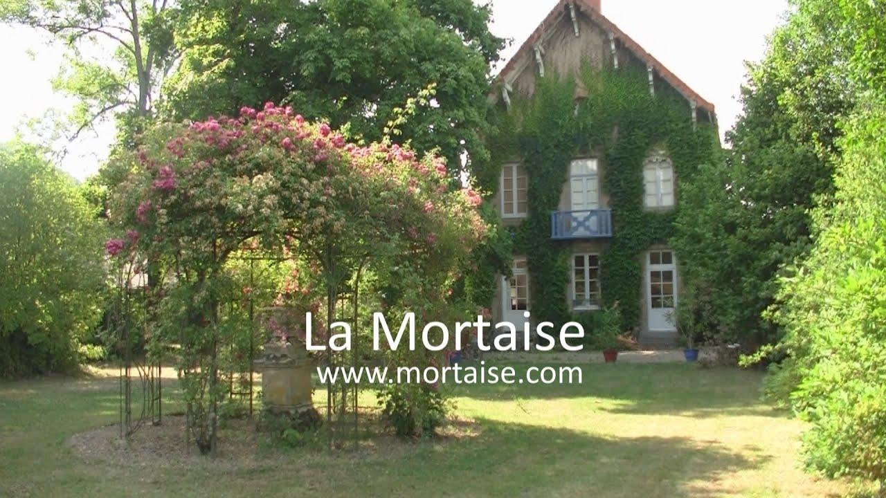 Chambres d h´tes La Mortaise Bourgogne