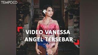 Video Vanessa Angel Mandi Tersebar, Pengacaranya Melapor ke Polisi
