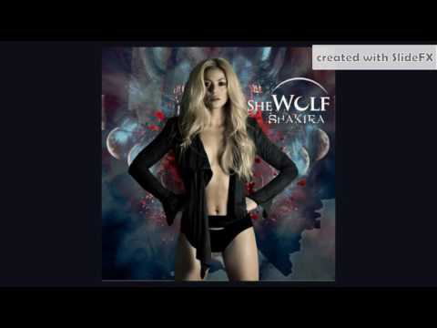 Shakira - Intro | She Wolf - Live Studio Version [Info In Description]