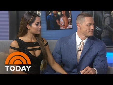 John Cena: My Shortcomings Are Revealed On New Show | TODAY