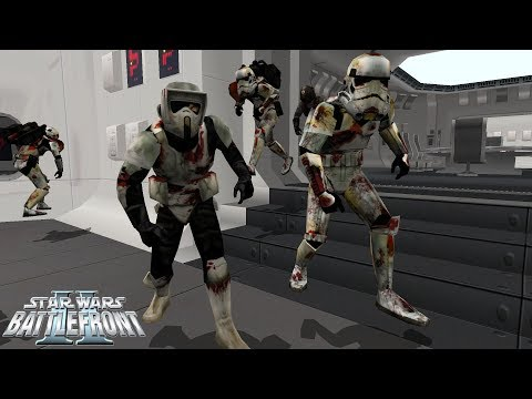Star Wars Battlefront 2 Mod | Zombie Infection Mode