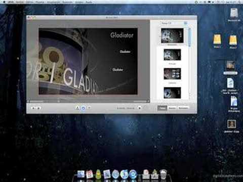 IDVD - Videotutorial Para Principiantes De Mac