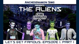 The Aliens: Let's Get Famous, episode 1 part 1