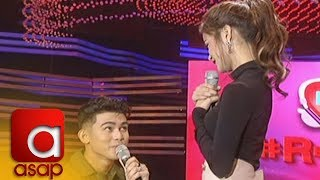 ASAP: Iñigo asks Maris to be his date in the upcoming Star Magic Ball!