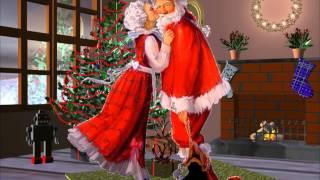 alain morisod et sweet people  j'ai vu  maman embrasser le père noel