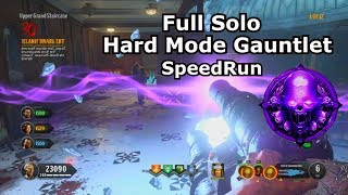 Full Solo Hard Mode Gauntlet Voyage Of Despair Speedrun