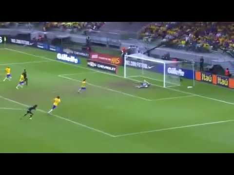 Brazil vs Mexico 2-0 All Goals and Highlight [ Friendly Match ] 7/6/2015 HD