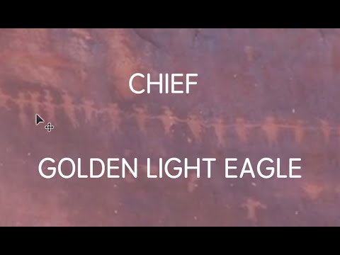 Immanuel Song Chief Golden Light Eagle - YouTube