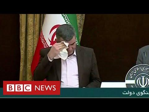 Coronavírus: Vice-ministro iraniano é diagnosticado com covid-19 após aparecer na TV suando muito