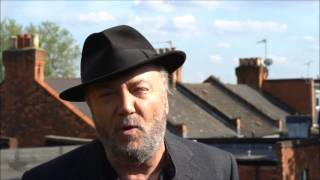 George Galloway on Labour's historic opposition to the EU #Brexit