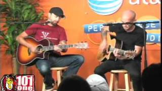 "101.1 WJRR - Rise Against ""The Good Left Undone"" (LIVE)"