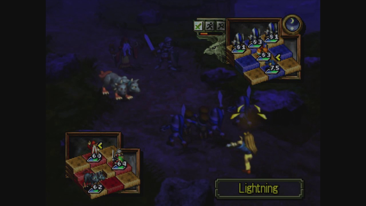 Ogre Battle 64 Wii U Virtual Console trailer (Europe)