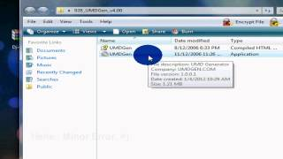 (HD)Tutorial:Convert PSP_GAME and UMD_DATA into iso/