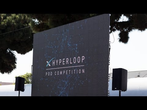 WARR Hyperloop Run - SpaceX Hyperloop Pod Competition Recap
