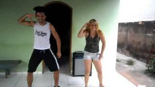 banda Calypso Disco voador dance Júnior Delmondes e Vêronica Sabrina
